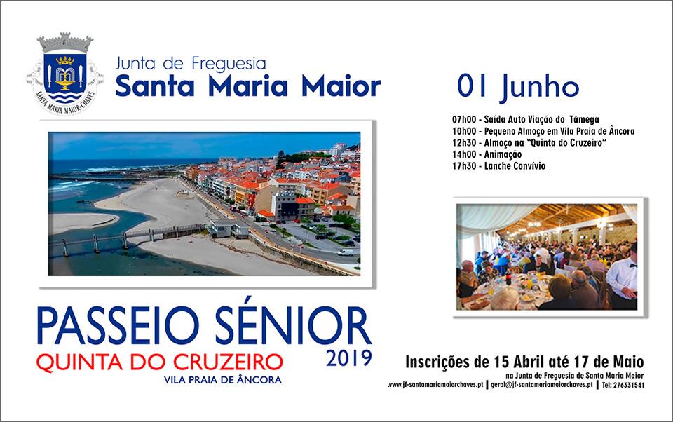 Passeio Sénior – Quinta do Cruzeiro em Vila Praia de Âncora