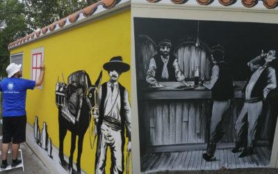 """ARTE URBANA """" Património escondido no Centro Histórico de Chaves"""""""