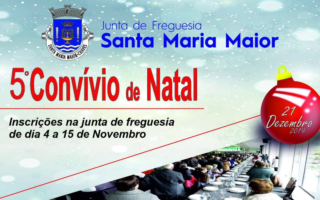 """""""Convívio Natal 2019"""""""