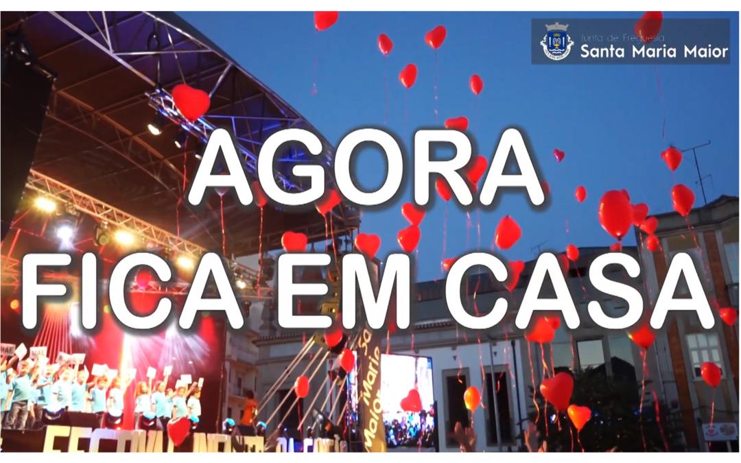 """""""FICA EM CASA!!!"""""""