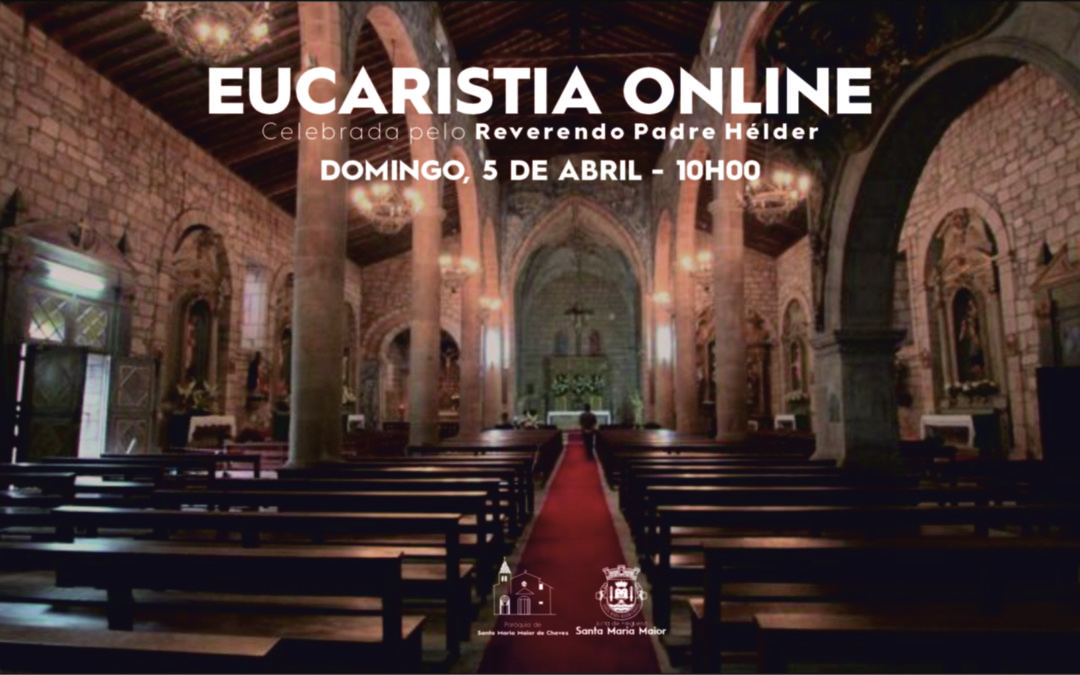 Domingo de Ramos – Eucaristia Online