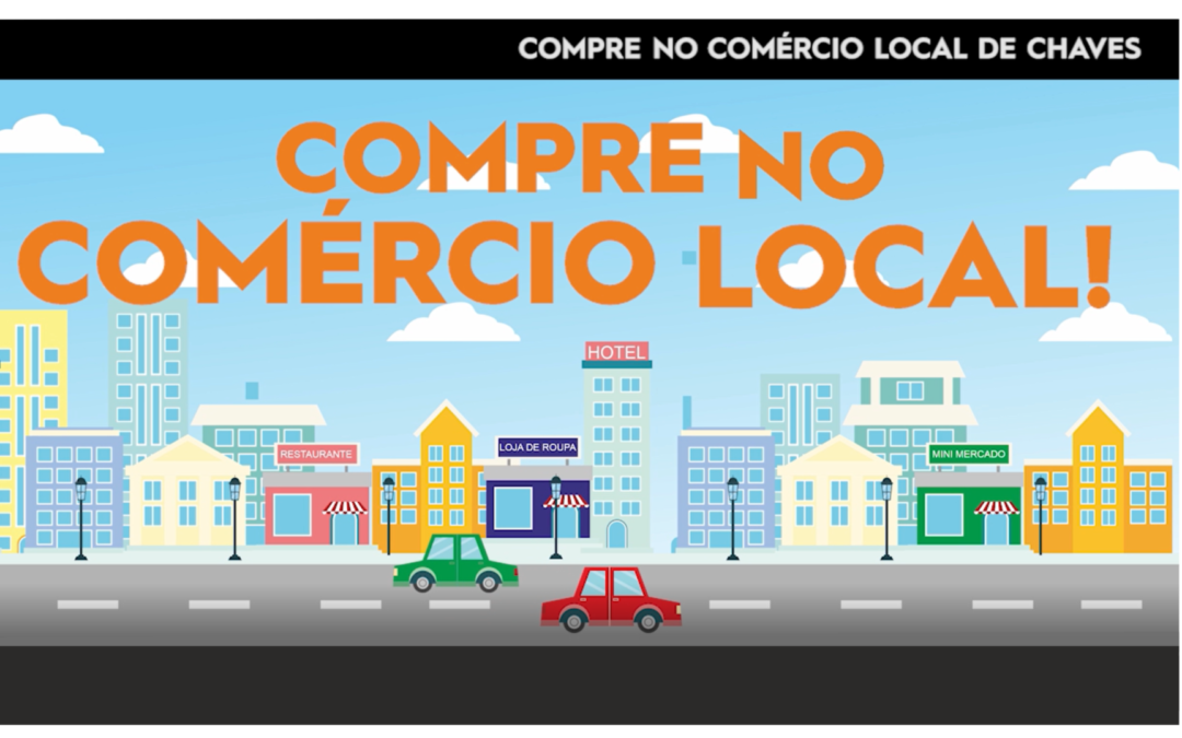 COMPREM NO COMÉRCIO LOCAL!!!
